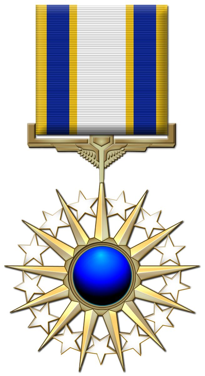 File air force distinguished service military for Air force decoration