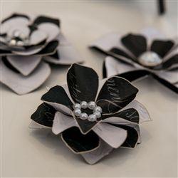 Parisian Love Letter Paper Blooms
