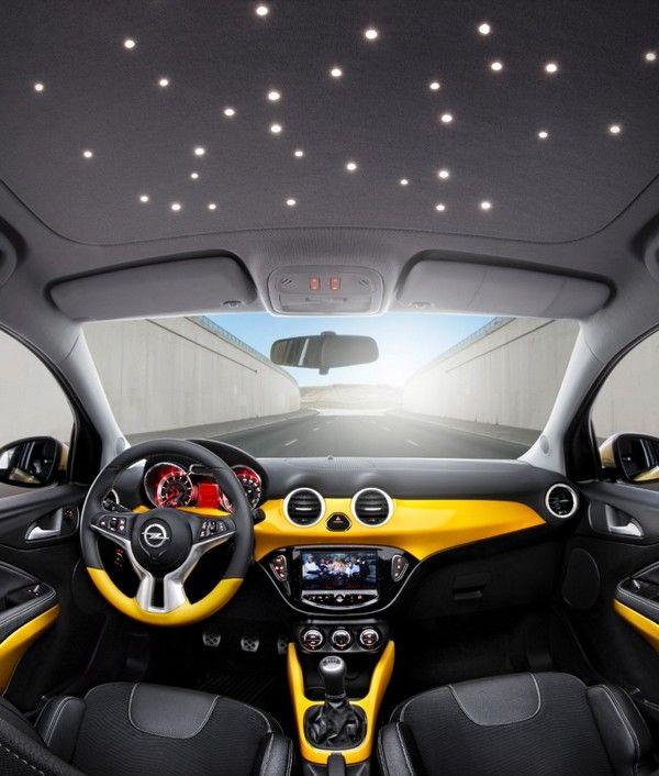 Der neue Opel Adam räubert in BMW Gefilden…