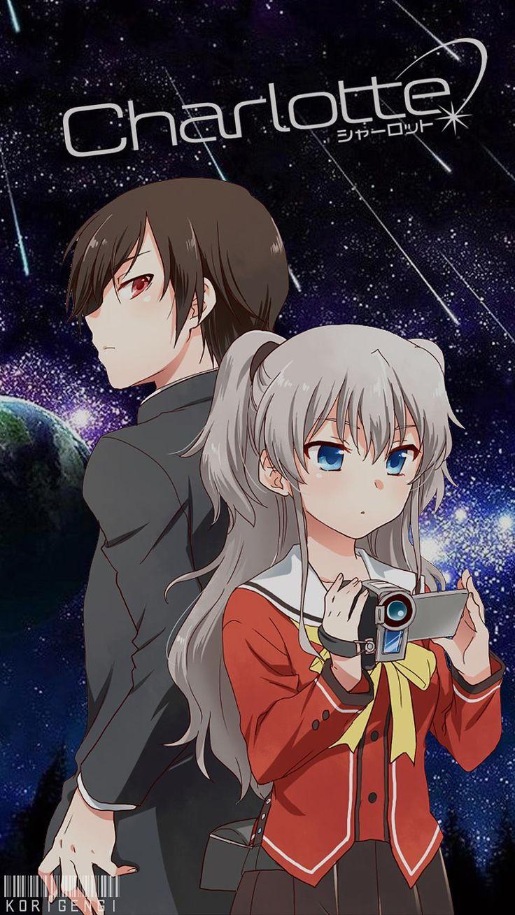 Charlotte  Korigengi  Wallpaper Anime  Korigengi -5443