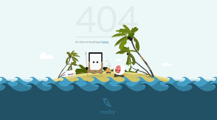 Reedsy - reedsy.com/404
