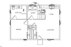 24 best images about casitas on pinterest for Small casita floor plans