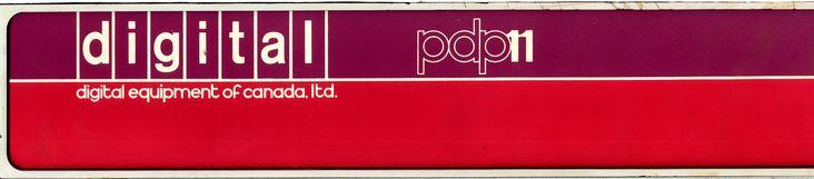 Digital PDP 11