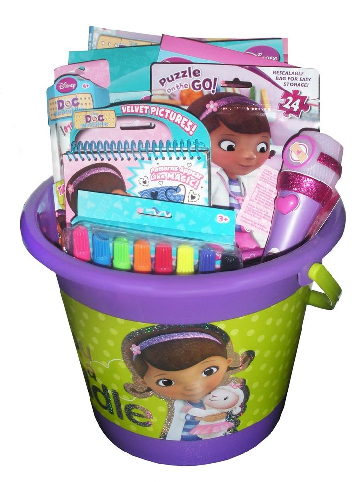 183 best holiday easter spring images on pinterest easter doc mcstuffins easter basket cool stuff to buy and collect negle Choice Image