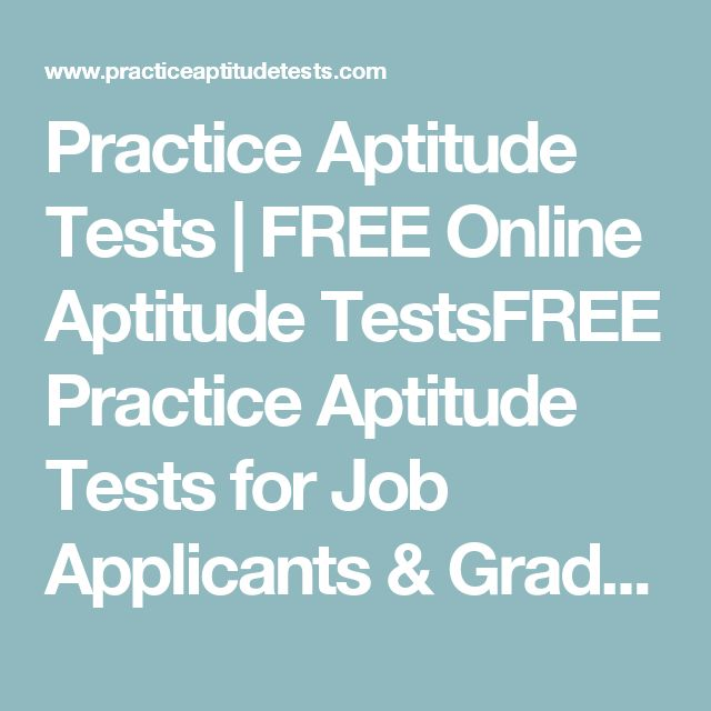 Best 25+ Free aptitude test ideas on Pinterest Career aptitude - career aptitude test free