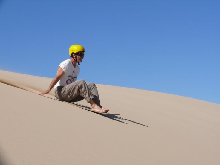 #sandboarding - fun for everyone