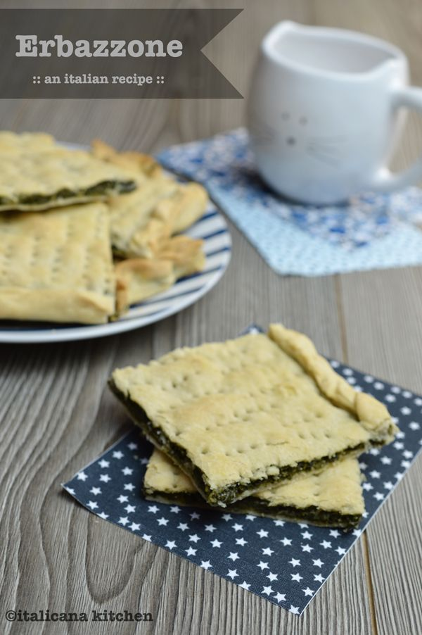 Try this Erbazzone, it's a traditional Italian recipe perfect for brunch or as an appetizer. www.italicanakitchen.com