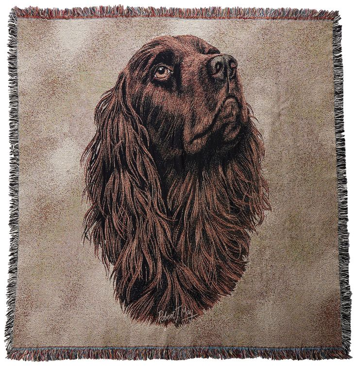 Pure Country 1186LS Boykin Spaniel Pet Blanket Canine on