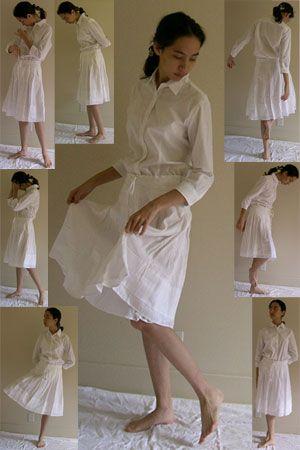 Blouse+Skirt Pack - Standing 1 by kuroitsuki-stock on deviantART