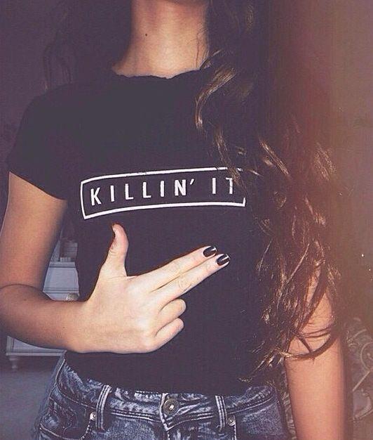 KILLIN' IT -★-