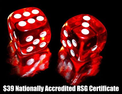 Victoria's Cheapest RSG Course every Tuesday and Saturday in the Melb CBD. $5 parking across the road and a five min walk to Melb Central Train Station. Get a well paid job now at Crown Casino, RSL Clubs, and Gaming Venues. Nationally Accredited Statement of Attainment, SITHGAM006A Provide Responsible Gambling Services issued on the day. Get Certified in 2hrs. Book online at https://rsgcoursemelbourne.com