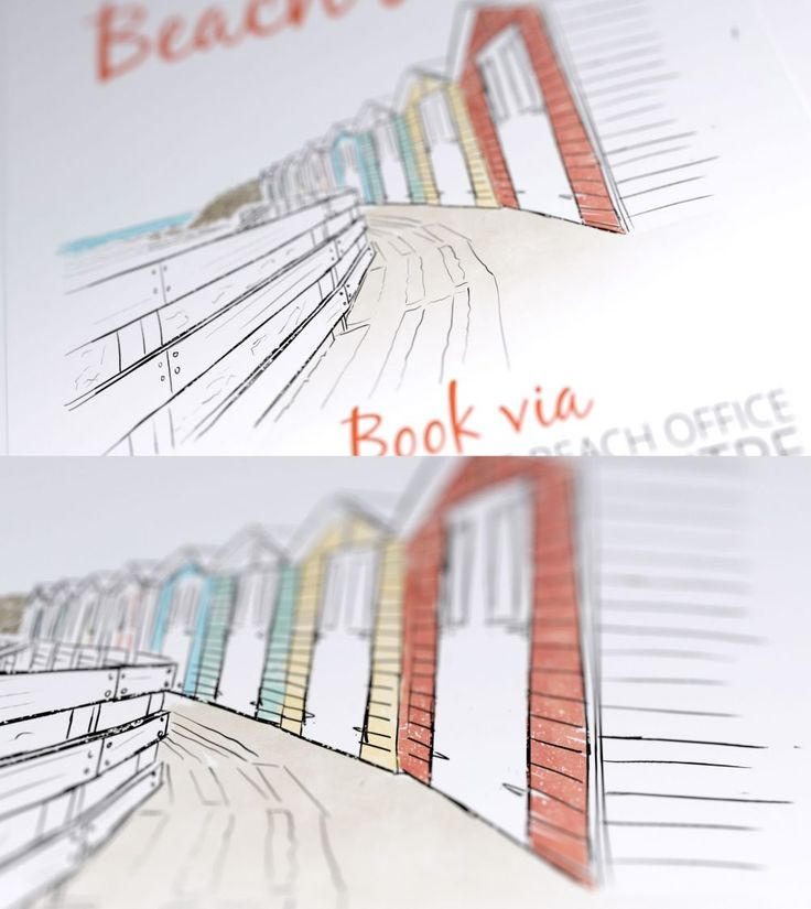 Sketches and Design for Bude Tourist Information Centre