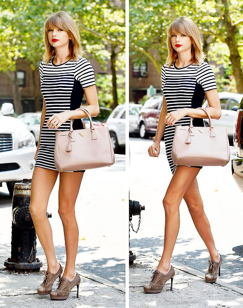 Taylor Swift in NYC ♥ 31.07.14