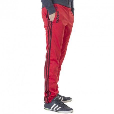 Pantalon Street Diver Rouge Homme Adidas