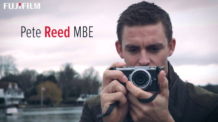 awesome FUJIFILM X70 with Pete Reed