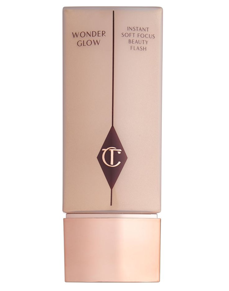 WONDERGLOW -- Instant soft focus beauty flash primer. Use over moisturizer, under foundation, or to highlight cheek bones, brows, nose
