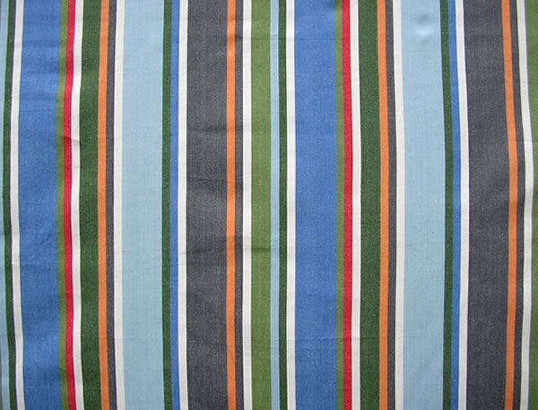 striped fabric pink turquoise yellow lime