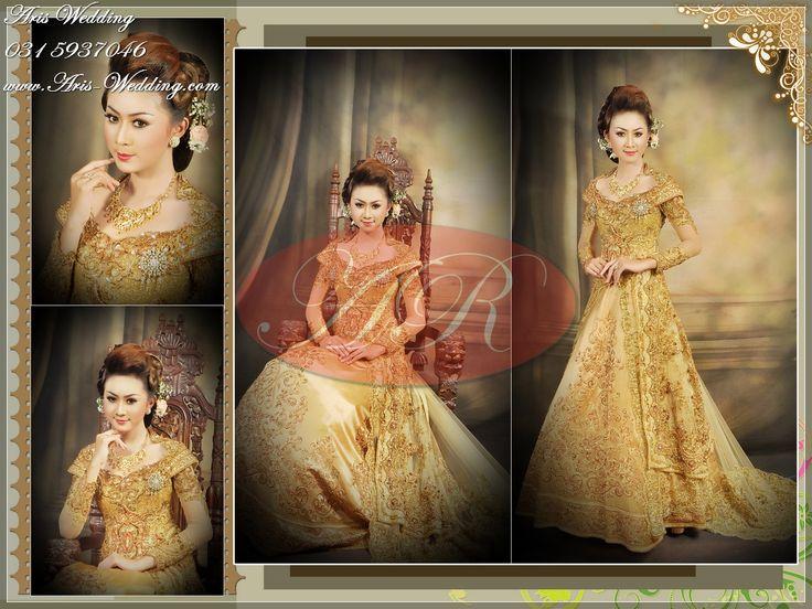 contoh foto kebaya pernikahan_Aris-Wedding.com