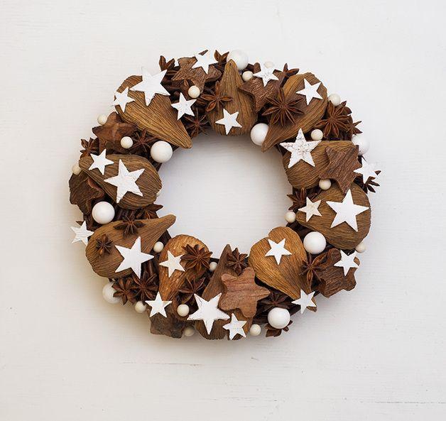 100 gwiazd wianek - Botanika - Dekoracje bożonarodzeniowe