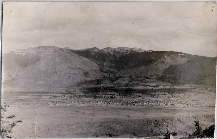 Coyhaique, el año 1938