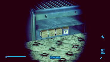 Found a familiar name in a fallout 4 Vault