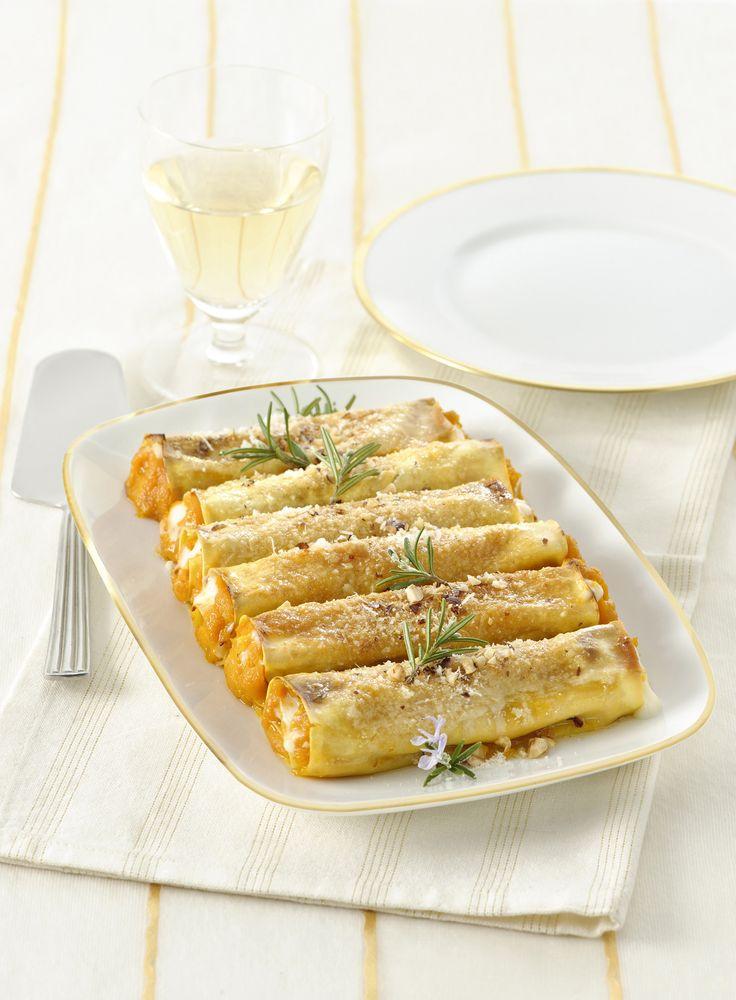 Cerchi delle nuove ricette per preparare i cannelloni? Scegli fra le proposte di Sale&Pepe e sarà un successo assicurato.