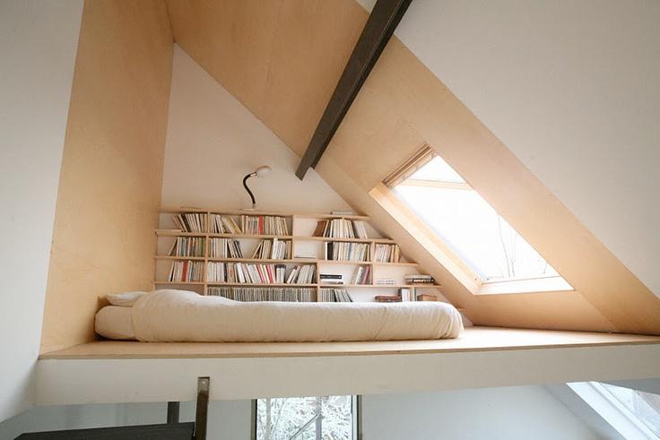 Cute little bedroom nook