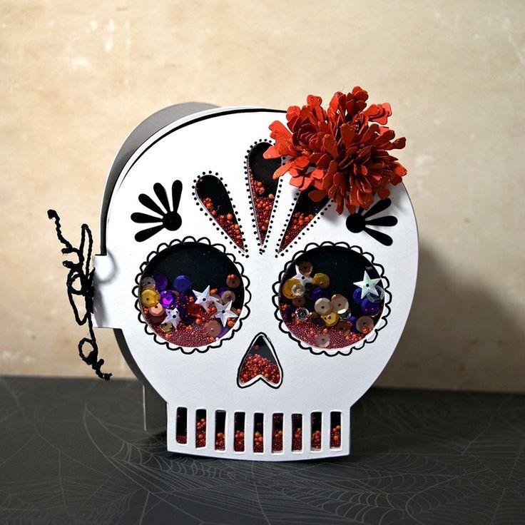 VIDA Foldaway Tote - Dia de las Muertos by VIDA I0tJr3x5O