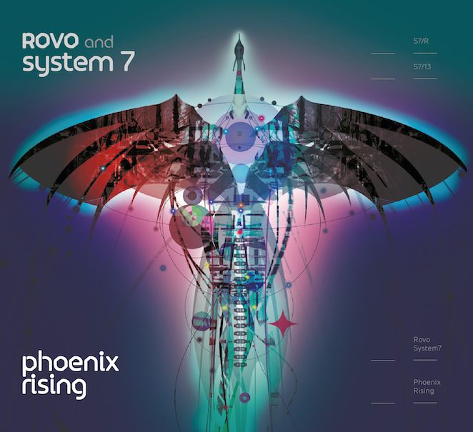 apanese prog-rock meets British electronica as ROVO x SYSTEM 7 bring the PHOENIX RISING tour to London, Manchester, Brighton and Leamington Spa this March - looks awesome!! More info: http://wp.me/p13BTV-Vt