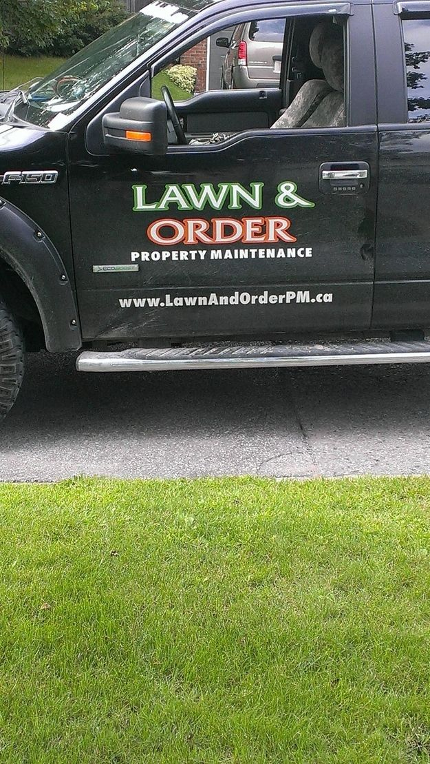 116 best images about garden humor dirty jokes on for Landscaping companies