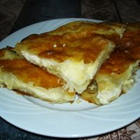 Serbian Cheese Burek
