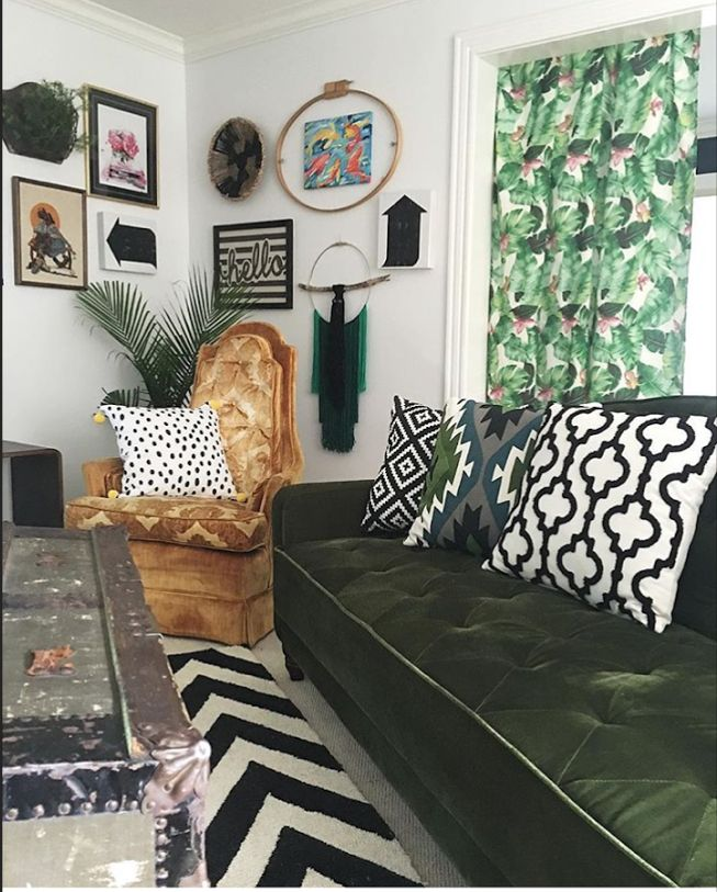Our futon is on sale !  photo via blissfully electric