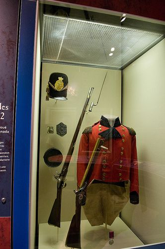 Typical Equipment - War of 1812