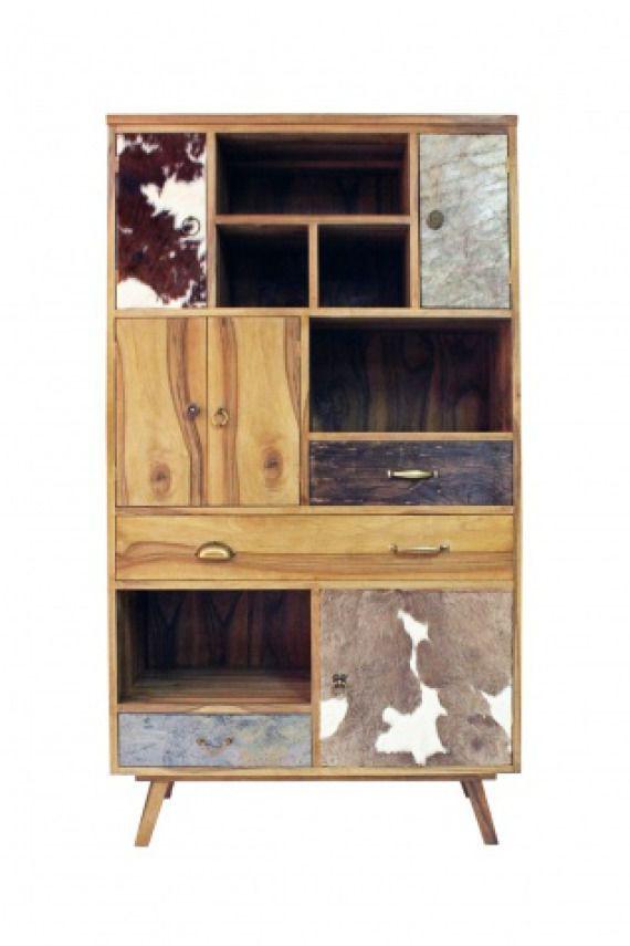 Rustykalna szafka