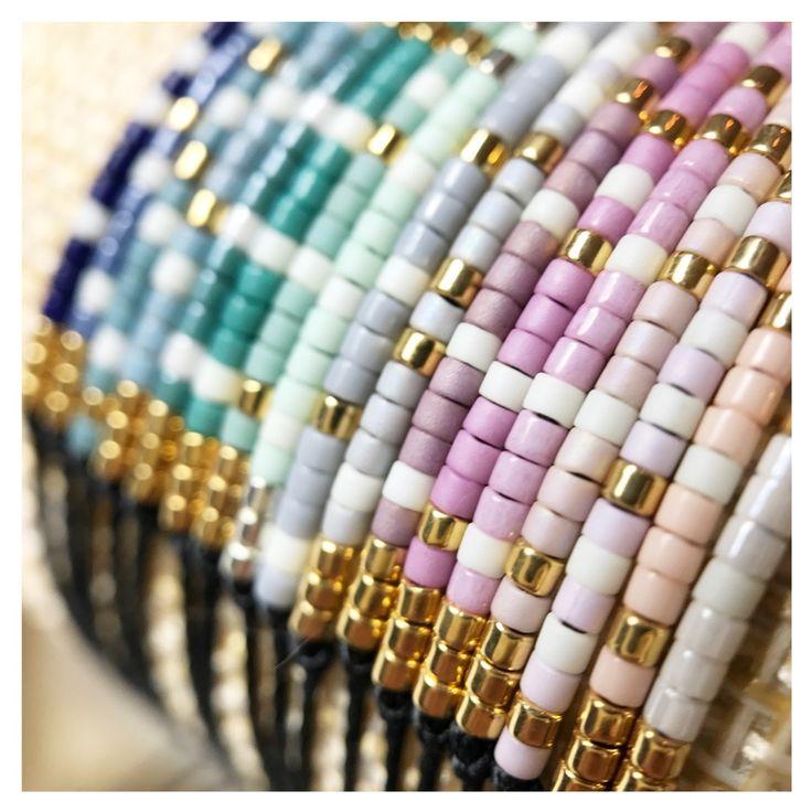 Image of Bracelet •personnalisable• code morse femme