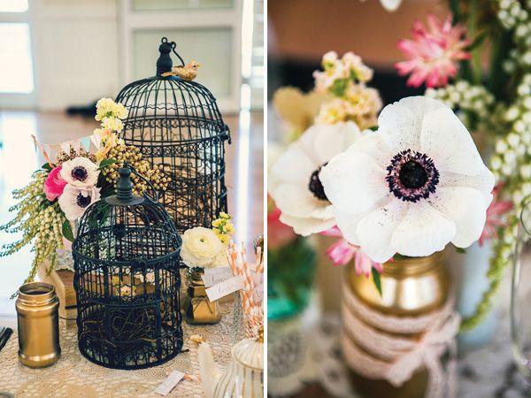 Vintage Floral High Tea Bridal Shower  Most beautiful party set up I have ever seen