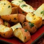 Herb-Roasted Red Bliss Potatoes