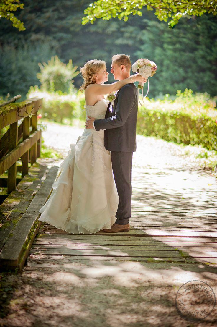 esküvői kreatív fotózás Visegrád