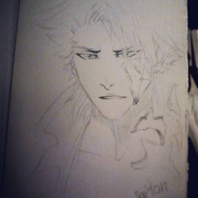#wip #hitsugaya #toshiro #bleach #fanart #otaku #manga #anime #drawing  #sketchbook #sketch