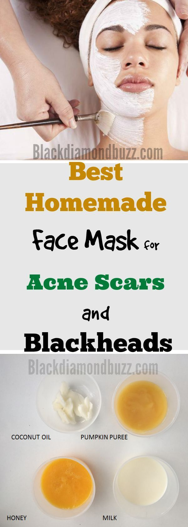 DIY Face Mask for Acne | 7 Best Homemade Face Mask…