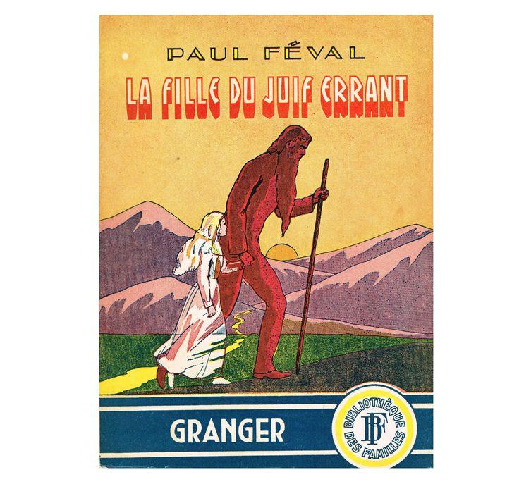 Auteur : Paul Féval --- Éditeur : Granger --- Pages : 209 --- Année : Non indiquée --- Divers : Bon état général. Disponible sur http://www.augredespages2016.com/#!anciens-et-ou-rares/c1nep