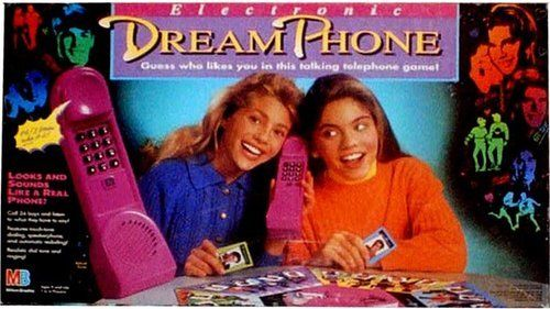 Dream Phone...wore this out!90S Kids, Remember This, Childhood Memories, Growing Up, Boards Games, Plays, 90S Toys, Dreams Phones, The 90S