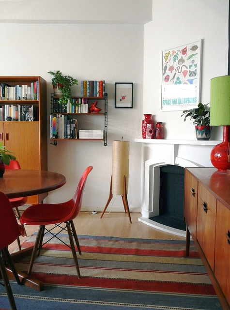 Tomado - now serving as a book shelf by Fat Cat Brussels, via Flickr