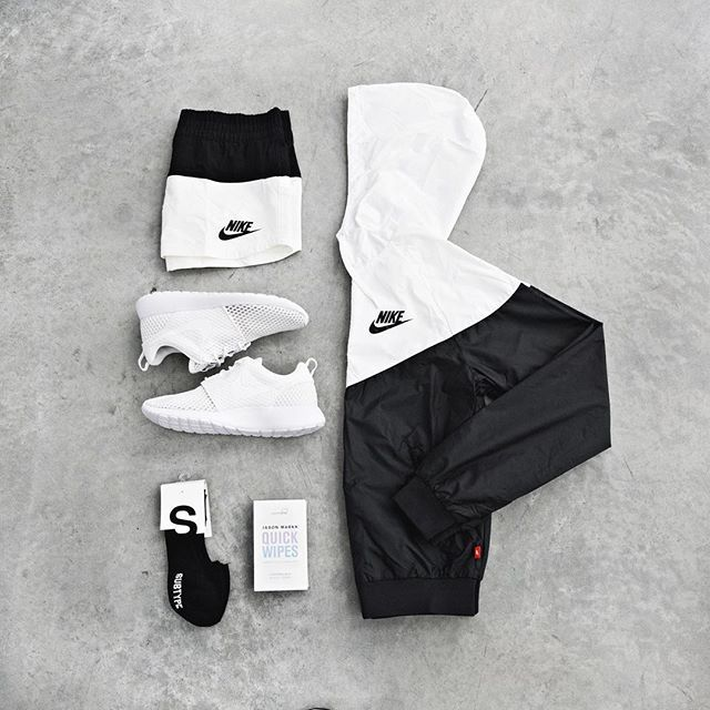 Outfit grid - Nike
