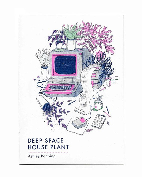 DEEP SPACE HOUSE PLANT occurs on an interstellar space station beyond our galaxy, exact location has been unknown for three earth years. The space