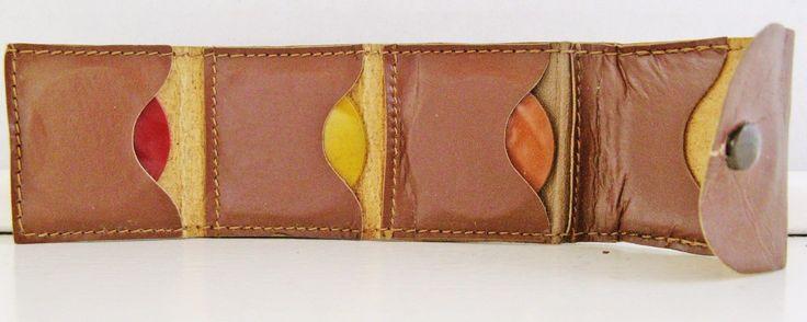Set of Vintage Optical Glass Camera Filters & Leather Case by Ponder & Best-VGUC