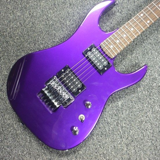 BC Rich USA Gunslinger Electric Guitar Purple | Electric Guitars | Music Go Round