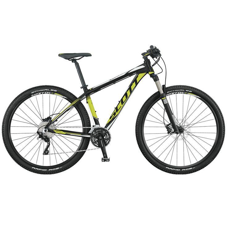 """SCOTT ASPECT 910  Bicicleta Scott Aspect 910 prestacional gracias a sus rodadoras llantas de 29"""", acompañadas de un resistente y ligero cuadro de aluminio 6061 con una geometría dispuesta para sacarle el máximo rendimiento... + INFO: http://www.bikingpoint.es/bicicleta-scott-aspect-910-2014.html  #mtb #mtbbikes2014 #scottbikes2014 #scottaspect"""
