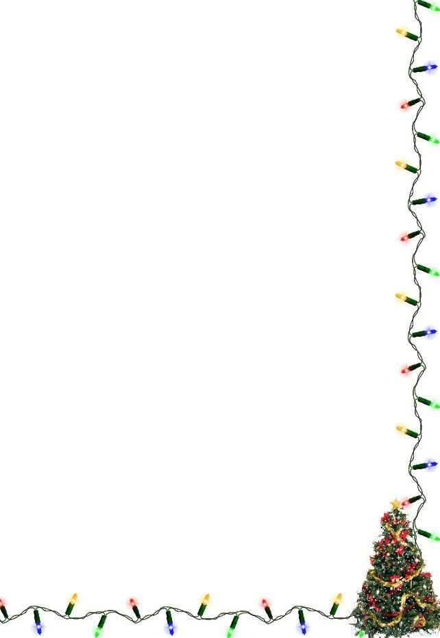 Blinking christmas light border html gallery of frames