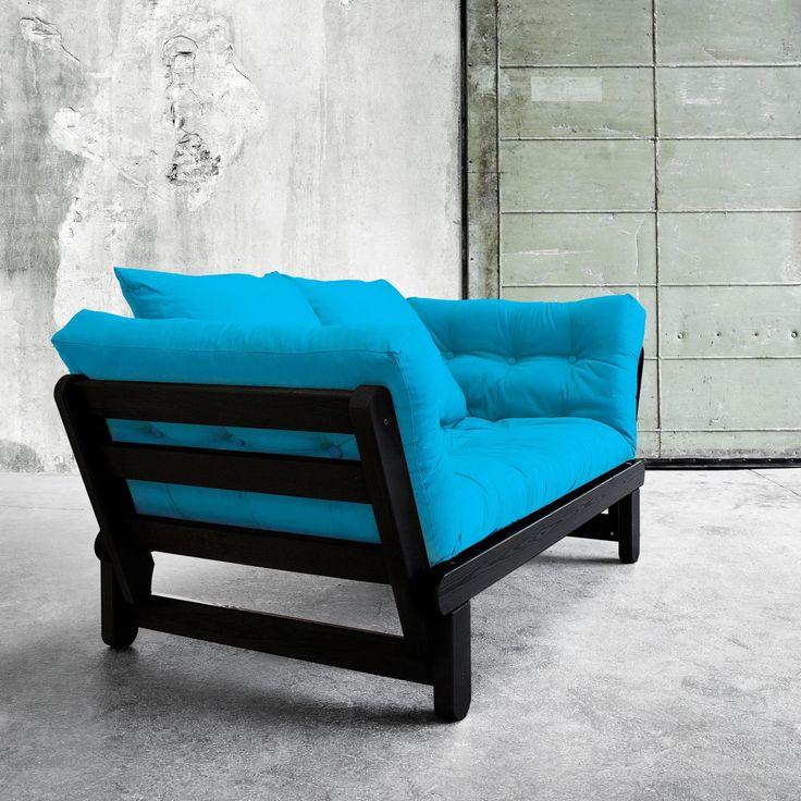 Die besten 25+ Blaues sofa Ideen auf Pinterest blaue Sofas - wohnzimmer deko petrol